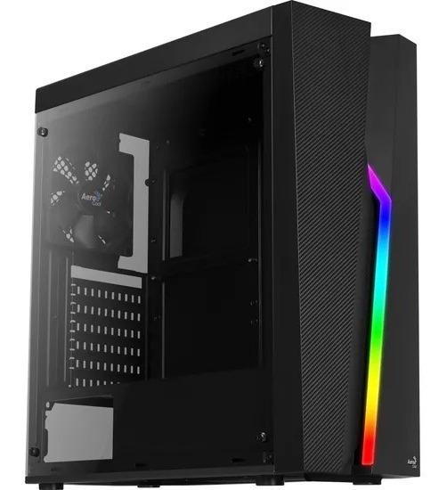 Pc Intel Cpu I5 7400, 8gb Ddr4 , Placa Mãe H110m, Ssd 120gb