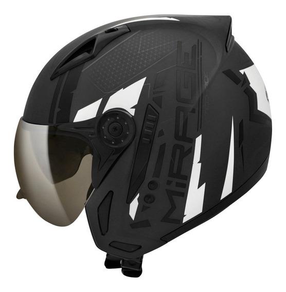 Capacete De Moto Peels Mirage Techride Várias Cores