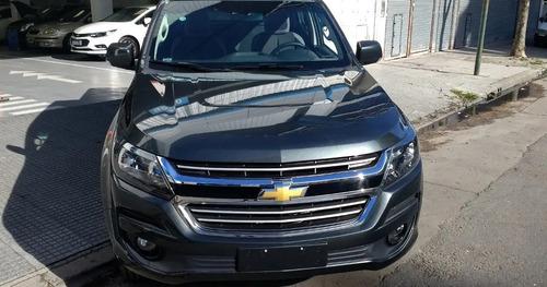 Nueva Chevrolet S10 4x4 Lt Automática Entrega Inmedita Jf