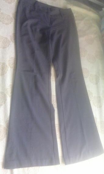4 Pantalones De Vestir O Casuales Para Damas Tallas 34 Y 36