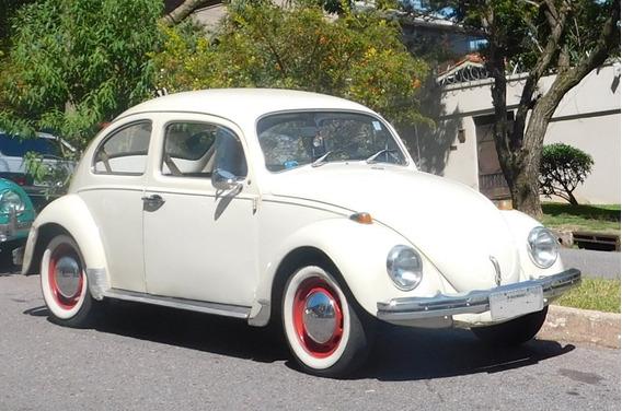 Volkswagen Fusca 1973 Branco Lótus