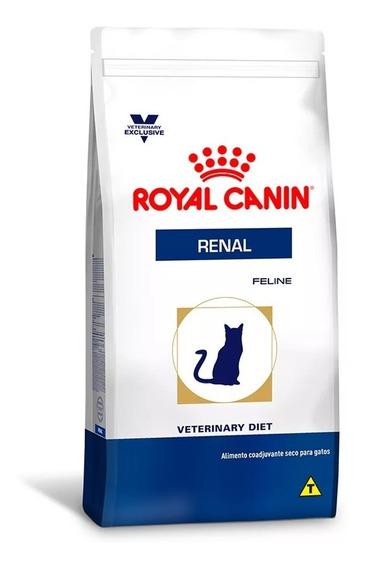 Ração Royal Canin Veterinary Diet Renal Para Gatos 7,5 Kg
