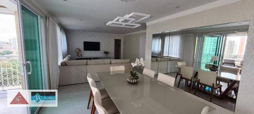 Apartamento Com 4 Dormitórios - Jardim Anália Franco - São Paulo/sp - Ap6830