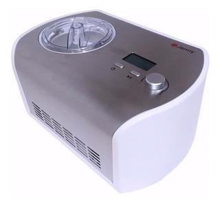 Fabrica De Helados Jenny Ice Cream Maker 1.2 L C/ Compresor