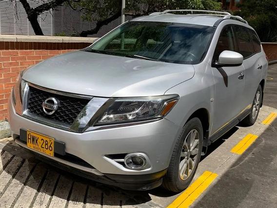Nissan Pathfinder 3.5