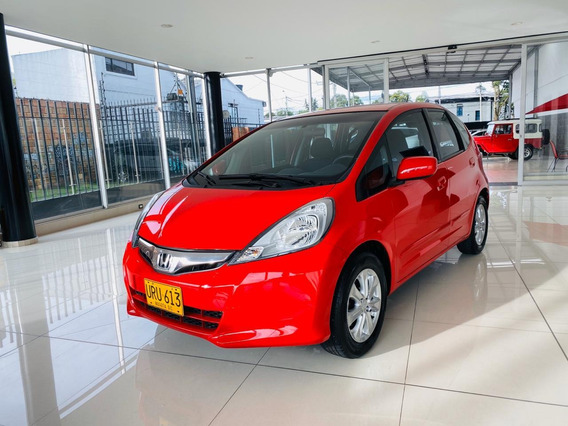 Honda Fit Lx Mt 2014
