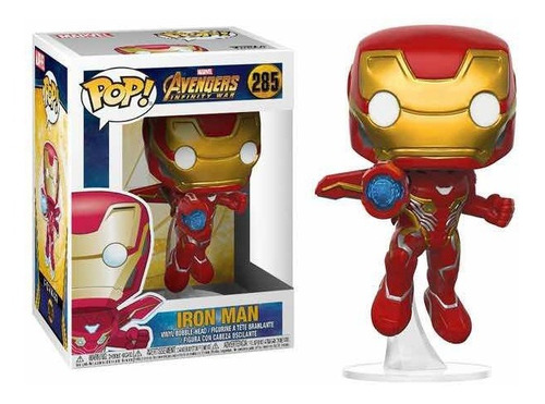 Funko Pop Iron Man Infinity War