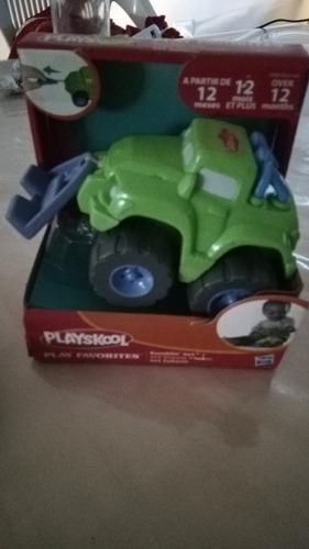 Camión 4x4 Para Niño