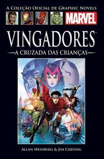 Col. Of. De Graphic Nov. Marvel - N 66 - A Cruzada Das Crian