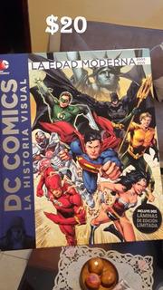 Colección El Comercio Enciclopedia Dc Comics Marvel