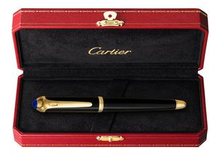 Lapicera Cartier Roadster Black Palladium Legítima