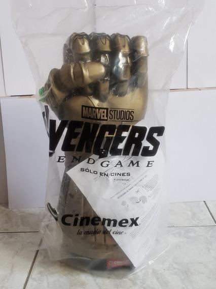 Palomera Guantelete Avengers End Game Luz Led Cinemex