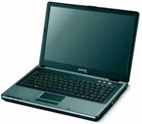 Notebook Barato Cce Intel 1.87ghz 2gb Ddr2 320gb Hd Wifi