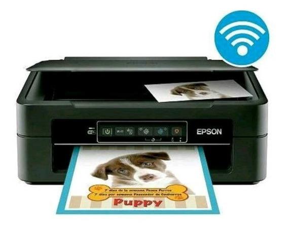 Impressora Epson Xp 241 Nova Na Caixa