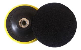 Soporte Base Pulidora Para Esponjas Autoadheribles