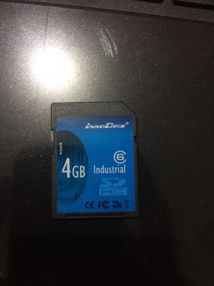 Cartão De Memória Industrial 4gb Novo