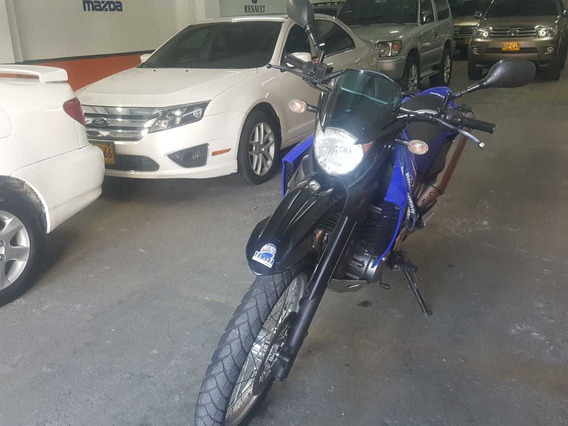 Yamaha Xt660r 2010
