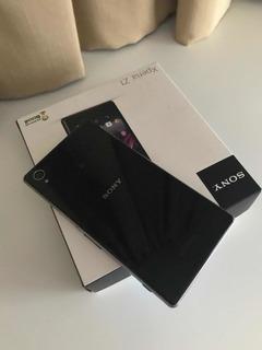 Celular Sony Xperia Z1 - C6943 Com Tv Digital - Preto