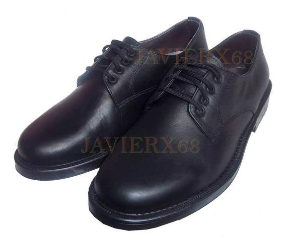 Zapatos De Vestir Hechos 100% En Cuero, Escolares, Casuales