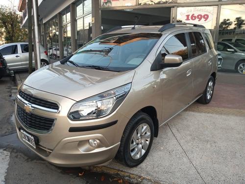 Chevrolet Spin 1.8 Ltz 7as 105cv 2013 Ilarioautos