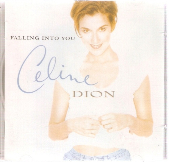 Cd Celine Dion - Falling Into You - Novo Lacrado***