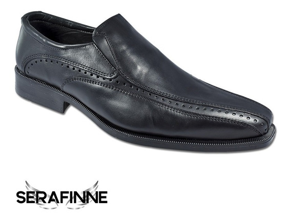 Zapatos Vestir Cuero Hombre Careva 2057