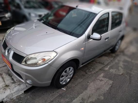 Renault Sandero 2011 1.0 16v Expression Hi-flex 5p