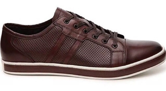 Kenneth Cole New York Sneaker 8.5 Mex Café Oferta