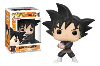 Funko Pop Goku Black #314 Dragon Ball Z Original