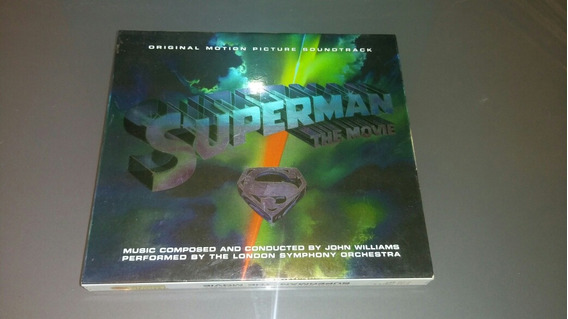 Superman The Movie Ost. (cd)