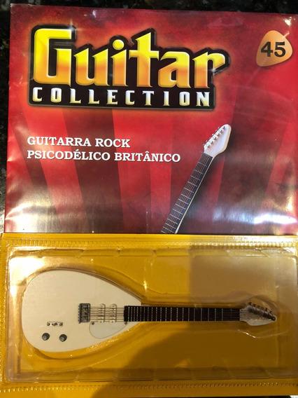 Oferta Só Hoje Guitar Collection Nro45 Salvat Fascículo Raro