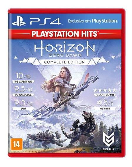 Horizon Zero Down Complete Edition Ps4 Mídia Física Lacrado