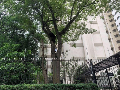 Imagem 1 de 19 de Apartamento Para Aluguel, 2 Dormitórios, Moema - São Paulo - 12418