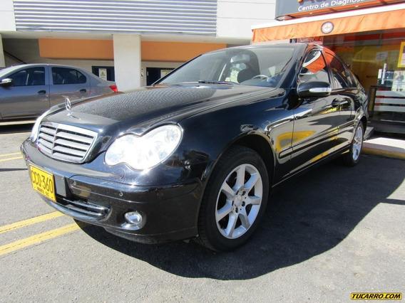Mercedes Benz Clase C C 180 Kompresor 1.8 At