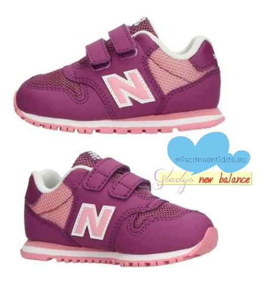 Zapatos Newbalance Niña Talla 6