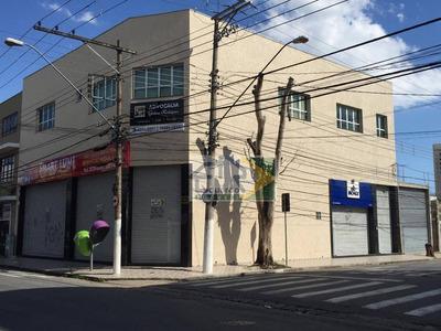 Sala Comercial Para Locação, Centro, Suzano. - Sa0001