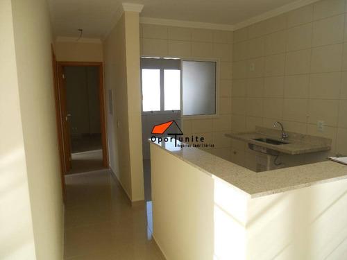 Apartamento Com 2 Dormitórios Sendo 1 Suíte Jardim Macedo -ribeirão Preto - Ap1135