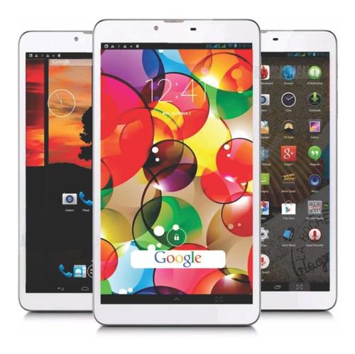 Tablet Celular 3g D.d 16gb, Ram 1gb, Quad Core Dual Sim + Ob