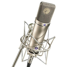 Microfone Neumann U 87 Ai Kit Para Estúdio