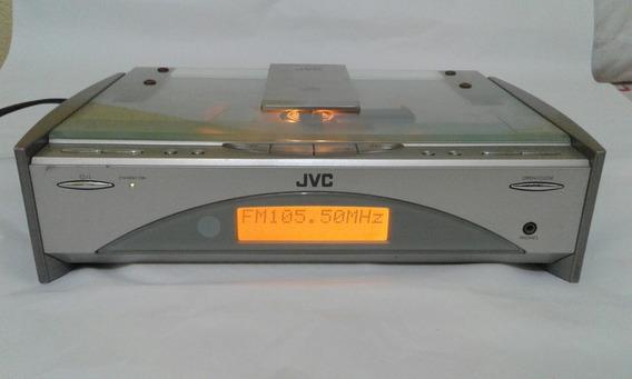 Som Jvc Fs-sd9 ( Leitor De Cd Não Funciona )