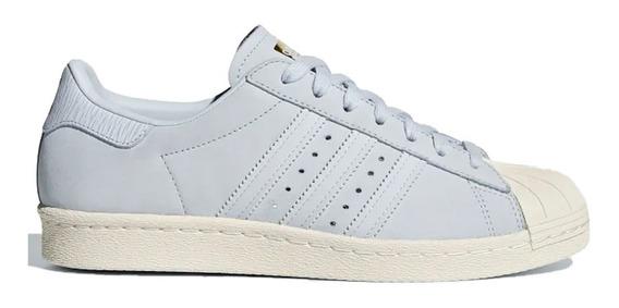 adidas Originals Superstar 80S CF Blancas Mujer Originales