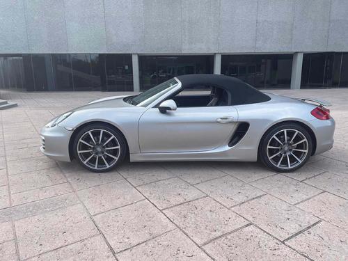 Imagen 1 de 14 de Porsche Boxster 2013 2.7 Cabriolet Pdk 7v At