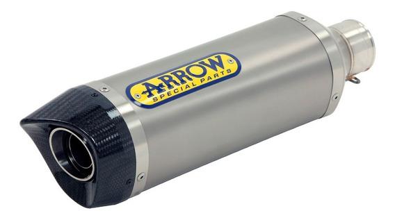 Silenciador Thunder Aluminio Carbono Fz16