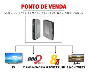 Cpu Pc Desktop Barato Win 7 Memoria 1gb Ddr2 Hd 16gb
