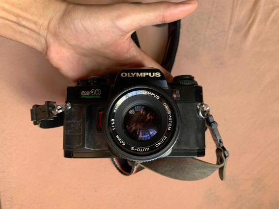 Câmera Olympus Om40