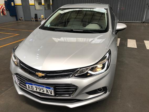 Chevrolet Cruze Ltz Mt 4 Puertas 21km Reales - Full