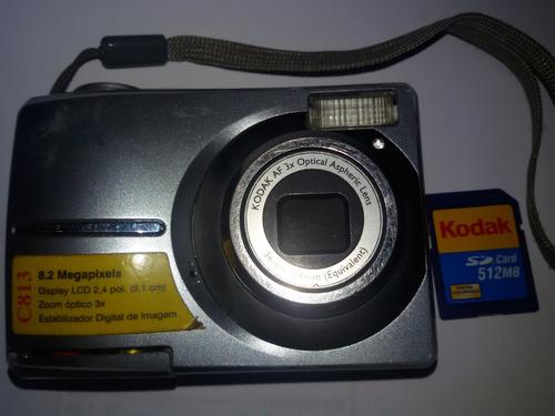 Camera Digital Kodak Easyshare C813 - 8.1 Mp
