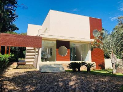 Casa Com 3 Dormitórios À Venda, 415 M² - Vila Santista - Atibaia/sp - Ca2855 - Ca2855