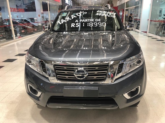 Frontier 2.3 Turbo Diesel Le Cd 4x4 Automatico 2018/2019