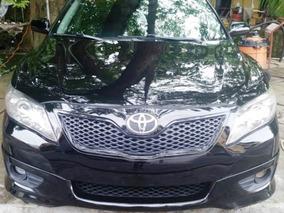 Toyota Camry Se Motor V6 Sistema De Gas Negro 10